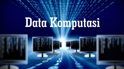 Data Komputasi
