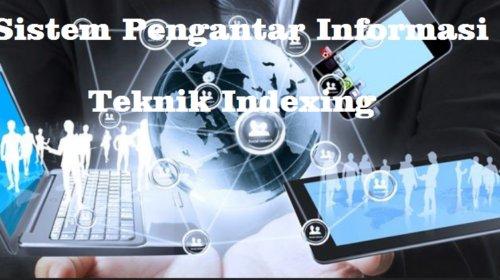 sistem pengantar informasi